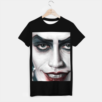 Thumbnail image of Frank N Furter T-shirt regular, Live Heroes