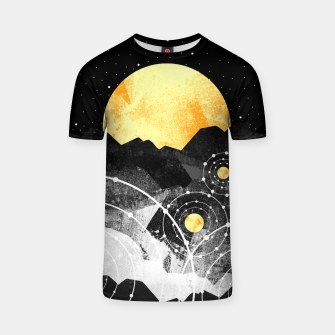 Thumbnail image of Stars of the galaxy T-shirt, Live Heroes