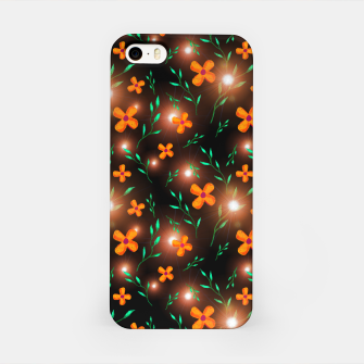 Thumbnail image of Flowers with Stars  iPhone Case, Live Heroes