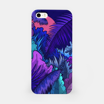 Thumbnail image of  A warm jungle night iPhone Case, Live Heroes
