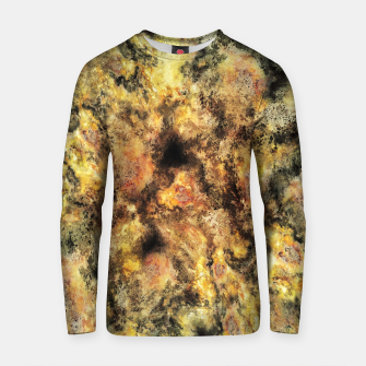 Thumbnail image of Listen to the sky Cotton sweater, Live Heroes