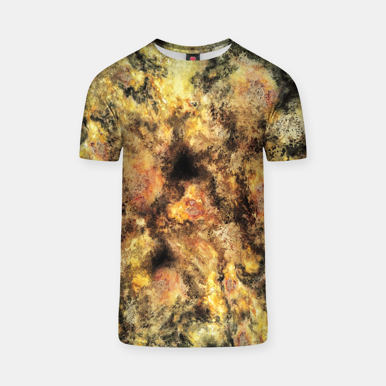 Image of Listen to the sky T-shirt - Live Heroes
