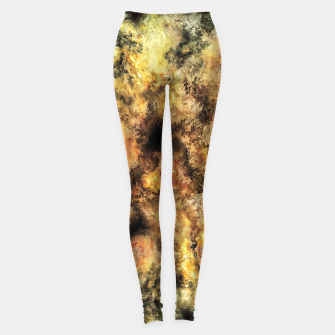 Thumbnail image of Listen to the sky Leggings, Live Heroes
