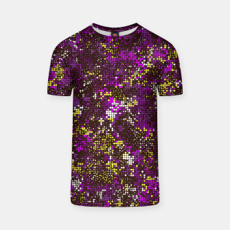 Miniature de image de Colorful dots 798 T-shirt, Live Heroes