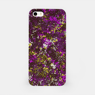 Thumbnail image of Colorful dots 798 iPhone Case, Live Heroes