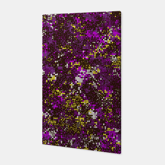 Thumbnail image of Colorful dots 798 Canvas, Live Heroes