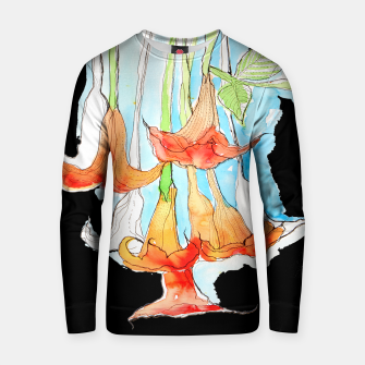 Thumbnail image of Spring is black Cotton sweater, Live Heroes