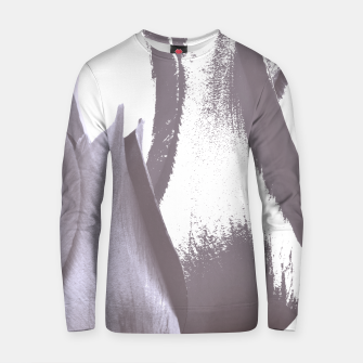 Thumbnail image of Abstract Tulips Cotton sweater, Live Heroes