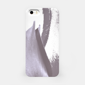 Thumbnail image of Abstract Tulips iPhone Case, Live Heroes