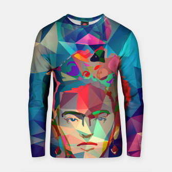 Thumbnail image of Frida Forever Cotton sweater, Live Heroes