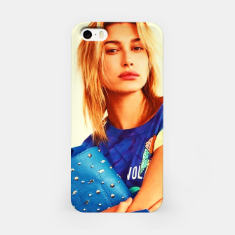 Thumbnail image of Hailey Baldwin Étui pour Iphone, Live Heroes