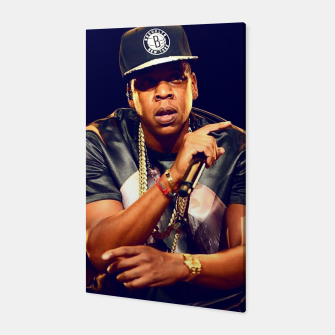 Thumbnail image of JayZ Canvas, Live Heroes