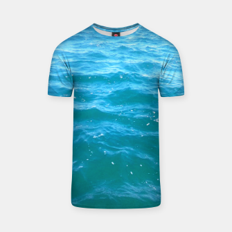 Miniature de image de The Sea T-shirt, Live Heroes