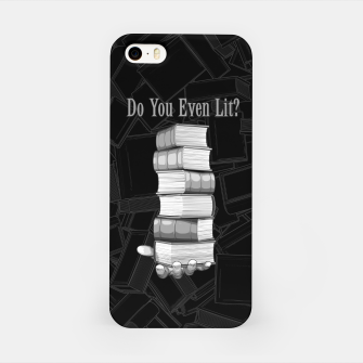 Thumbnail image of Do You Even Lit? iPhone Case, Live Heroes