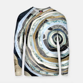 Wood Slice Abstract Cotton sweater thumbnail image
