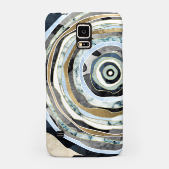 Wood Slice Abstract Samsung Case thumbnail image