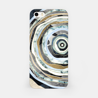 Wood Slice Abstract iPhone Case thumbnail image