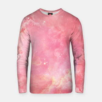 Thumbnail image of Pink clouds Cotton sweater, Live Heroes
