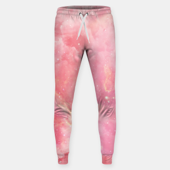 Miniatur Pink clouds Cotton sweatpants, Live Heroes
