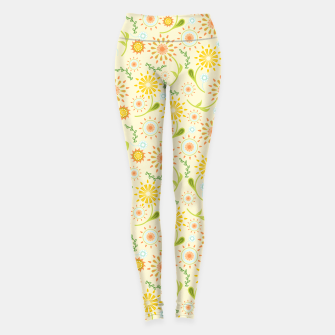 Miniatur Sunshine Arizona Leggings, Live Heroes