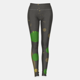 Miniatur Yellow Planet Leggings, Live Heroes