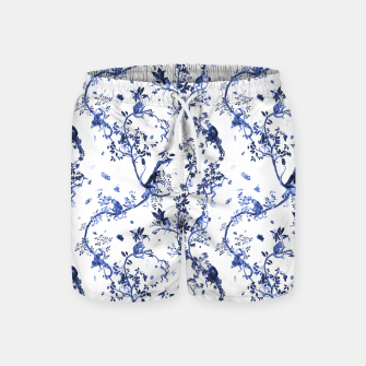 Thumbnail image of Monkey World Jouy Swim Shorts, Live Heroes