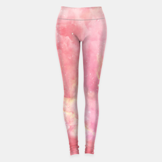 Miniatur Pink clouds Leggings, Live Heroes