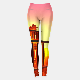 Miniatur Update Fractal Temple Of Oblivion Red Legginsy, Live Heroes