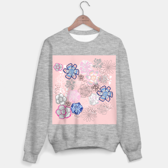 Thumbnail image of Pretty Flowers Sweater regular, Live Heroes