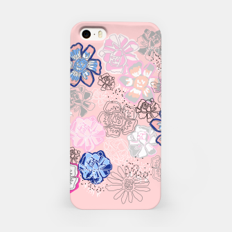 Thumbnail image of Pretty Flowers iPhone Case, Live Heroes
