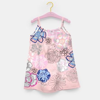 Thumbnail image of Pretty Flowers Girl's dress, Live Heroes