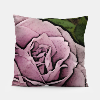 Miniature de image de Pink Rose Pillow, Live Heroes