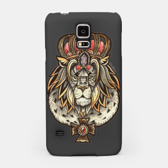 Thumbnail image of Black True King Samsung Case, Live Heroes