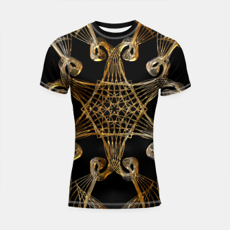 Thumbnail image of Ragnor Design | Dress Yourself | #rda84 Shortsleeve rashguard, Live Heroes