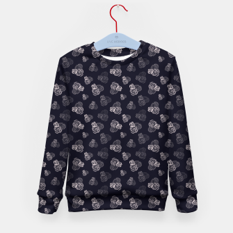 Thumbnail image of million roses! Kid's sweater, Live Heroes