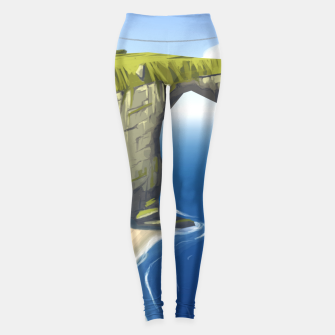 Miniaturka Rock and Water Leggings, Live Heroes