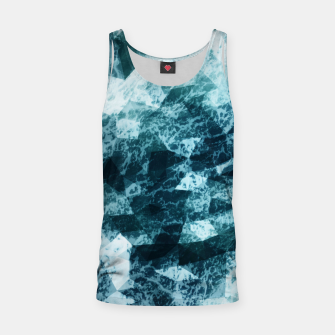 Wild Sea LowPoly Style Muskelshirt  miniature