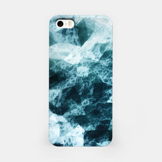 Wild Sea LowPoly Style iPhone-Hülle miniature