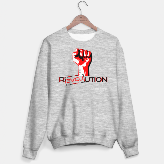 Thumbnail image of Update Signs Revolution White Bluza standard, Live Heroes