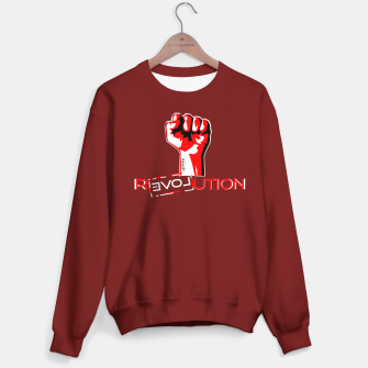 Thumbnail image of Update Signs Revolution Black Bluza standard, Live Heroes