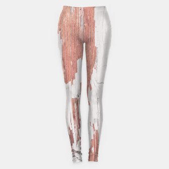 Thumbnail image of SHELTER / 4 / blooming dahlia, almost mauve Leggings, Live Heroes