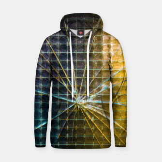 Thumbnail image of CRACKS Cotton hoodie, Live Heroes