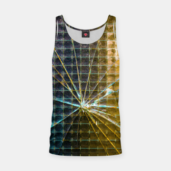 Thumbnail image of CRACKS Tank Top, Live Heroes