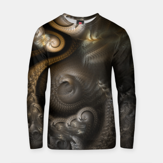 Thumbnail image of Loop Bell Vortex Cotton sweater, Live Heroes