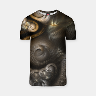 Thumbnail image of Loop Bell Vortex T-shirt, Live Heroes