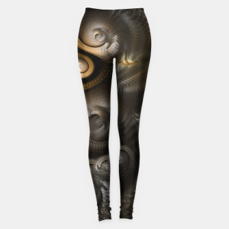 Thumbnail image of Loop Bell Vortex Leggings, Live Heroes