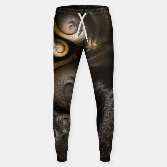 Thumbnail image of Loop Bell Vortex Cotton sweatpants, Live Heroes