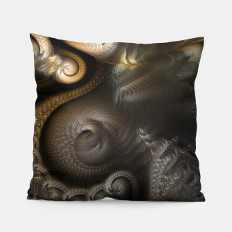 Thumbnail image of Loop Bell Vortex Pillow, Live Heroes