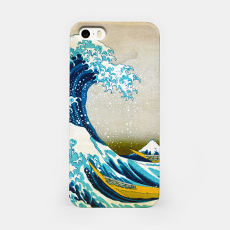 Thumbnail image of Great Wave off Kanagawa iPhone Case, Live Heroes