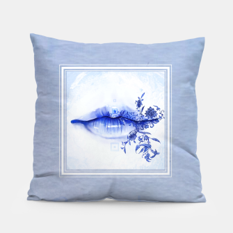 Thumbnail image of 442: Porcelain Lolita Pillow, Live Heroes